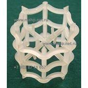 Насадка кислотостойкая, кольца высокопоточные, Mella - ring packing VSP high flow. фото