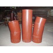 Износостойкие трубопроводы, пульпопроводы с базальтовым литьем.