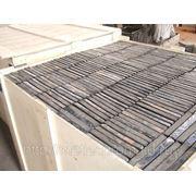 Базальтовая плитка кислотоупорная, износостойкая. фото
