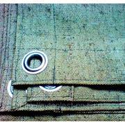 Брезентовый тент (полог) 6*2.7м фото