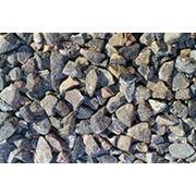 Щебень гравийный(доставка тонарами)5-20,20-40 фото