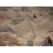 Щебеночно-песчаная смесь М1000-1400 щпс фото