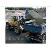 Обогащенная песчано-гравийная смесь (ОПГС) фото