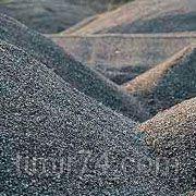 Дресва (отсев) с доставкой на Камазе 10тн (7,2м3) фото