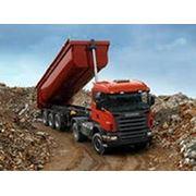 Щебень гранитный с доставкой от 50 тонн (Тонар) Тюмень фото