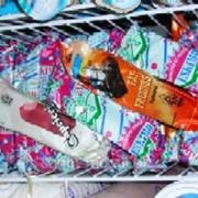 Полиэтиленовая упаковка для хранения мороженого в брикетах фото