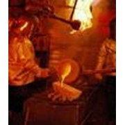 Переплавка лома (металлолома) фото