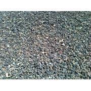 Щебень шлаковый (ЧМЗ) 20-40,40-70мм от 250 руб/тн. Доставка по Перми и области. фото