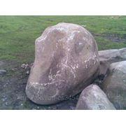 Ландшафтный камень, валуны, бутовый камень фото