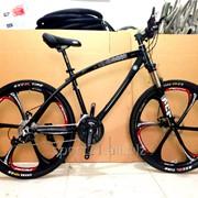 Велосипед BMW на Алюминевой раме фото