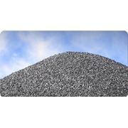 Щебень, песок, отсев, цемент фото