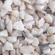 Крошка мраморная MIX в МКР (1тонна). фр. 10-20мм фото