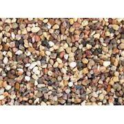 Песок гравий фото