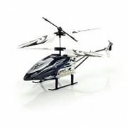 """Вертолёт и/к Mioshi Tech """"IR-530"""" (3,5 канала, 25 см, свет, ускор., гироскоп, аккум. бат., USB, запас. дет., черн.) фото"""