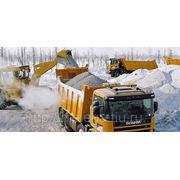 Щебень известняковый от производителя Краснодарского края с доставкой жд и автотранспортом фото