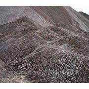 Щебень Доменный 0-400 (тонна) фото