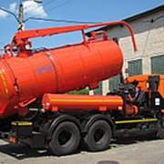 Илососная машина КО-530-01 на шасси КАМАЗ-65115-773081-42 фото