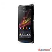 Смартфон Sony Xperia L, Black фото