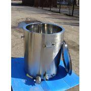 Емкостное оборудование: емкости резервуары бочки баки фото