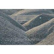 Щебень песчаник отсев (фр.0-10 мм) фото