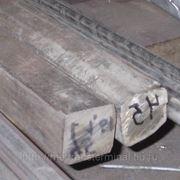 Квадрат стальной 1 3сп 5 20 45 40Х 09г2с А12 45Х1 Калиброванный ГОСТ 8559-75 фото
