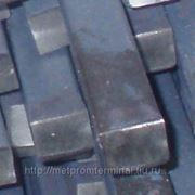 Квадрат стальной 3Х3М3Ф фото