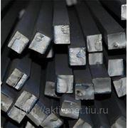 Квадрат калиброванный 20 Ст45;Ст20 фото