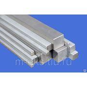 Квадрат стальной 50 ст.3, 10-45, ст.65Г, У8-10А, 20-40Х, Х12МФ, 12-40Х13 фото