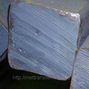 Квадрат стальной 6.5 3сп 5 20 45 40Х 09г2с А12 ЭИ958 Калиброванный ГОСТ 8559-75 фото