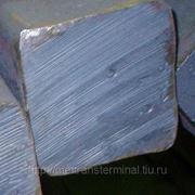 Квадрат стальной 5 3сп 5 20 45 40Х 09г2с А12 18Х2Н4ВА Калиброванный ГОСТ 8559-75 фото