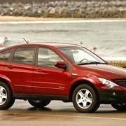 Продажа новых автомобилей от концернов SsangYong