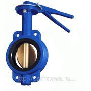 Затвор поворотный дисковый Ду150 Ру16 Бологое (БАЗ)