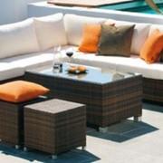 Комплект плетеной мебели Venedig (вариант 1) фото