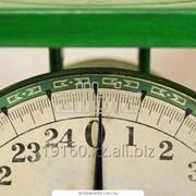 Поверка весов фото