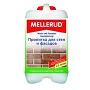 Пропитка для стен и фасадов Mellerud фотография