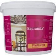 Водоэмульсионная, интерьерная краска Plastic Extra 9л. фото