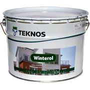 ВИНТЕРОЛ ТЕКНОС (WINTEROL TEKNOS), 9л - Водоразбавляемая латексная краска плиолитовая для фасада. фото