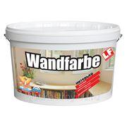 Краска Wandfarbe Интерьерная для стен и потолков фото