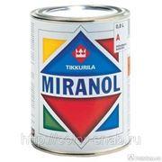 МИРАНОЛ ТИККУРИЛА (MIRANOL TIKKURILA), 9л - алкидная краска эмаль фото