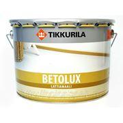 БЕТОЛЮКС ТИККУРИЛА (BETOLUX TIKKURILA) 9л - краска для полов, износостойкая. фото