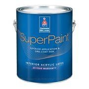 SuperPaint® Interior Acrylic Latex - Интерьерная акриловая краска без запаха фото