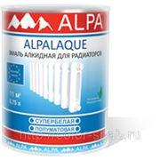 Альпа Альпалак (Alpa Alpalaque), 2,5л. Эмаль для отопительных приборов. фото