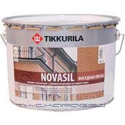 НОВАСИЛ ТИККУРИЛА (NOVASIL TIKKURILA), 9л краска фасадная цена тиккурила фото