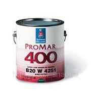 PROMAR 400 INTERIOR LATEX FLAT SHERWIN WILLIAMS (ПРОМАР 400 ШЕРВИН ВИЛЬЯМС), 3,8л - краска фото