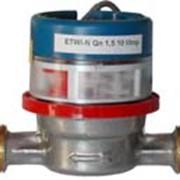 Водосчетчики одноструйные ETK/ETW ZENNER (Ценнер) фото