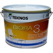 БИОРА 3 ТЕКНОС (BIORA 3 TEKNOS), 9л - Краска для стен и потолков фото