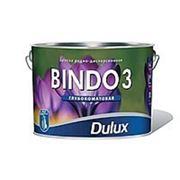 Краска Биндо 3 10л для стен и потолков фото