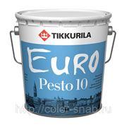 Euro Pesto 10 (Тиккуирла Евро Песто 10), 9л. фото