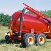 Машина для внесения жидких органических удобрений МЖТ-Ф-8 фото