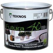 ФУТУРА ТЕКНОС 40 (FUTURA TEKNOS 40), 9л - Краска для фото